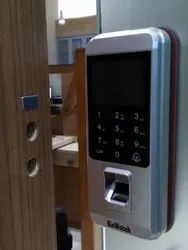 Biowatch Biometric Smart Door Lock For Glass Door
