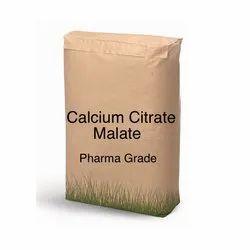 Calcium Citrate Malate Powder