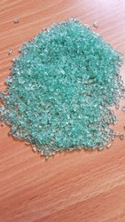 POLYCARBONATE TRANSPARENT GREEN GRANULES
