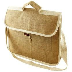 Onego Plain Jute Office Bag