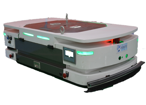 The Hi-tech Robotic Systemz AGV - Automated Guided Vehicle