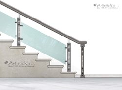 Handrails Metal Design