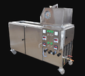 Flour Conveyor Type Chapati Making Machine, Capacity (per Hr.): 800, Capacity: 1000.0 Chapatis per hour