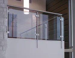 FRP Glass Hand Railing