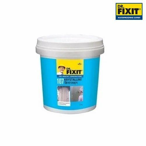 Liquid Dr Fixit Krystalline 25 Kg Waterproofing Coating Rs 2745 Unit Id 20038045588