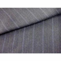 Grey Fancy Shirting Fabric