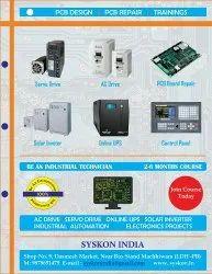 Printed Circuit Board Electric Solar Inverter Repairing Services