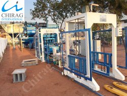 Chirag Fully Automatic Cement Block Machine