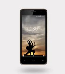 Black Karbonn A9 Indian Smart Phone, Weight: 130 Gms With Battery