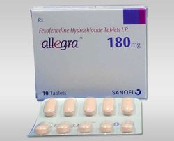 Allegra Fexofenadine Tablet