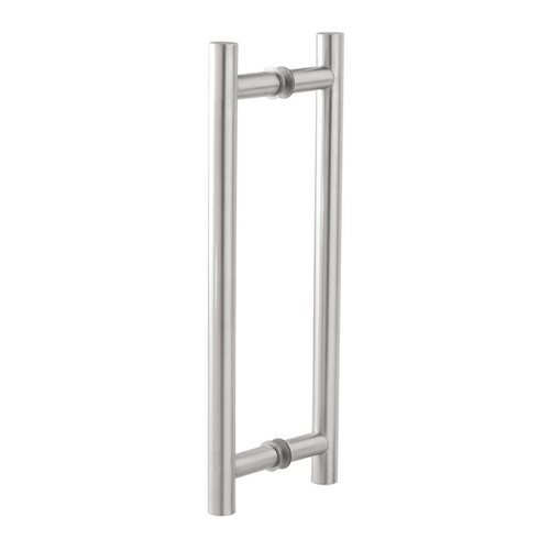 Silver Stainless Steel Pull Handle
