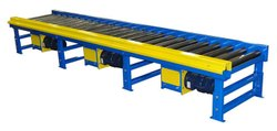 Flat Roller Conveyors