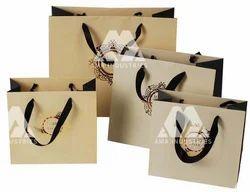 Non Brand Kraft Paper Bags