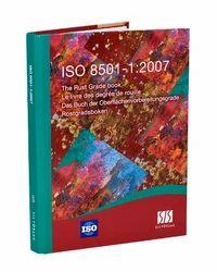 Swedish Rust Grade Book ISO 8501-1