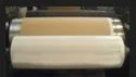 Paper Laminated HDPE - PP Woven Fabric