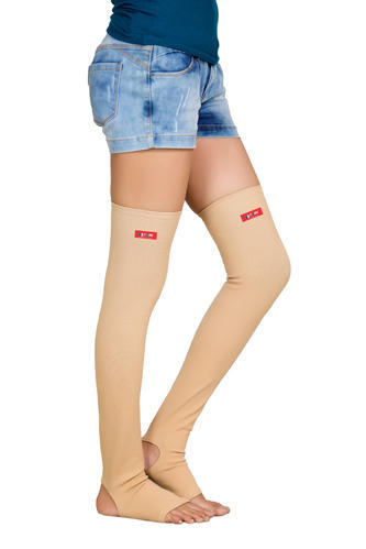 8cc55f781d5763 Neolife Varicose Vein Stocking Mid Thigh, Size: S And L   ID: 6833804891