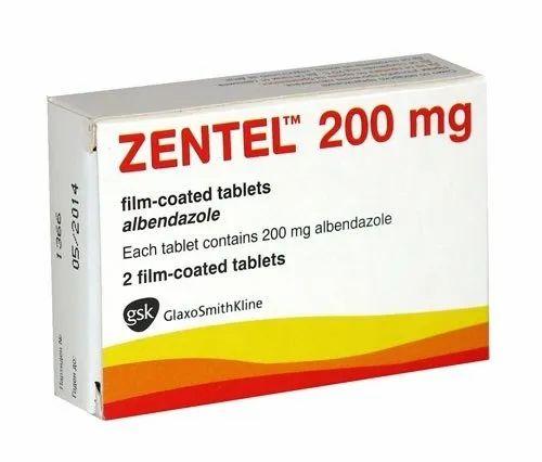 Zentel tabletta nedir