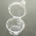 30 Ml Pet Disposable Plastic Cup With Lid