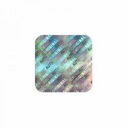 Hologram Sticker Certification Purposes