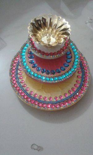 Acrylic Diya Acrylic Decorative Diya Manufacturer from Mumbai