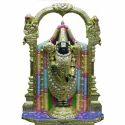 Standing Marble Tirupati Balaji Statue