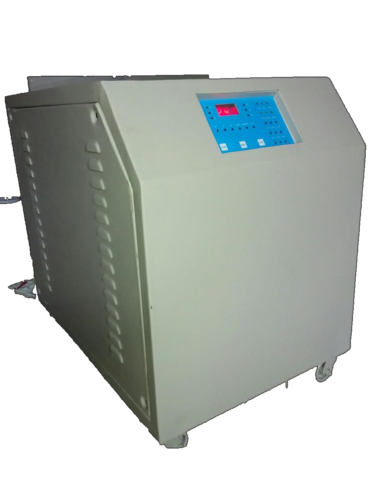 Priority Three Phase Servo Controlled Voltage Stabilizers, 10 KVA