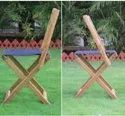 Ajay Exim Weight: 10-30 Kg Handy Wooden Chair