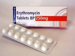 Erythromycin Tablets BP 250mg