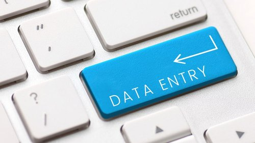 NDA Data Entry Work For Copy Paste, Business To Business