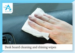 Cleaning Shining Wipes (Wet Desk Board)