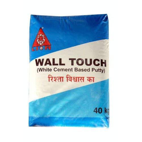 Lion Wall Touch Wall Putty Powder , Packing: 40 kg