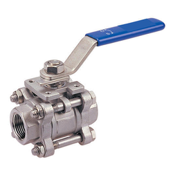 Stainless Steel Ball Valve DBB-05 Series 9.5mm Bore