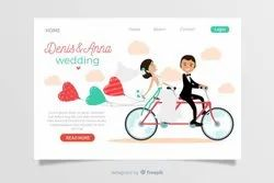Matrimonial Website Designing Service, With 24*7 Support