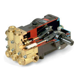 Hulk Cast Iron Manual High Pressure Pump