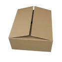 Brown Corrugated Carton Box
