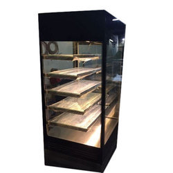 Agni Stainless Steel, Glass Vertical SS Refrigerator