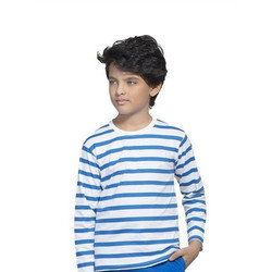 Boys Full Sleeve T Shirt