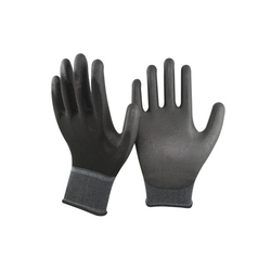 Poly-Urethane Coated Nylon Gloves