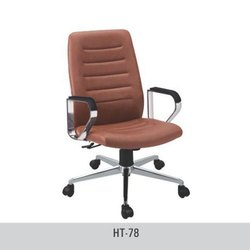 Medium Back Brown Executive Chair