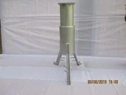 India Mark III Hand Pump Telescopic Pedestal