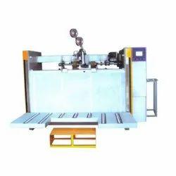 Semi Automatic Sticher Machine