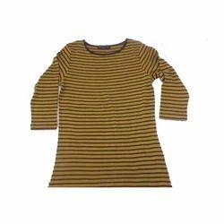 Small, Medium Ladies Full Sleeve Top