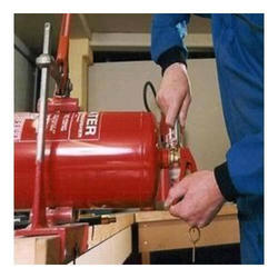 Fire Extinguisher Refilling Service