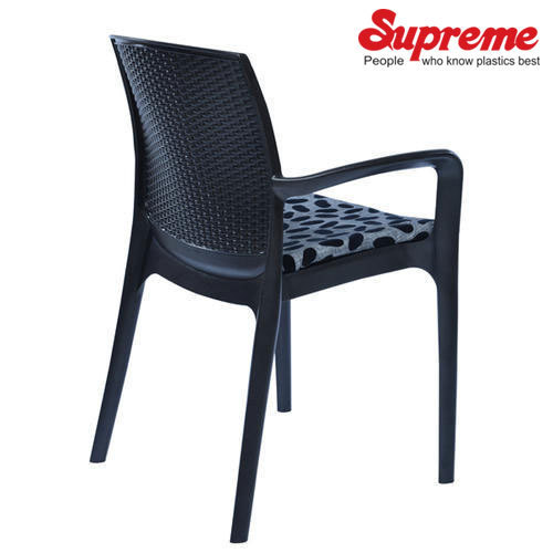 Supreme Texas Deluxe Back Egg Plastic Chair Width 570 Mm Id