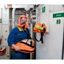 Breathing Apparatus Drager Saver Cf15