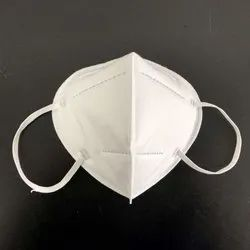 Disposable N 95 Face Mask White