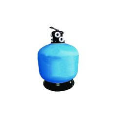 Top Mount Fiber Glass Bobbin Wound Sand Filter