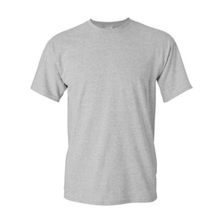 76daeedfe83 Cotton Half Sleeve Plain Round Neck T Shirt