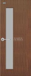 ABS Interior Door With Glass KSD 07