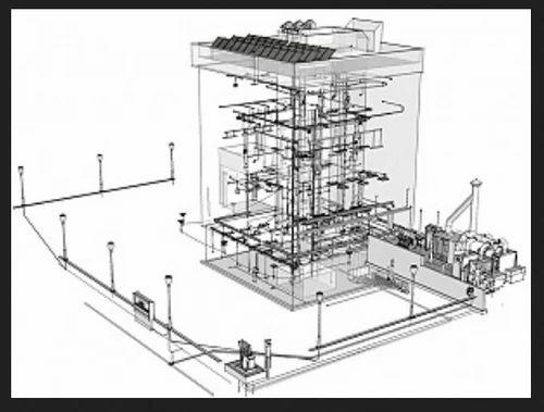 Rebar Detailing Service, Rebar Detailing - 3M3S Tech Private